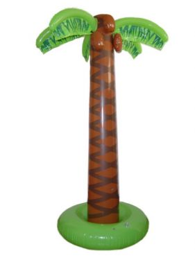 Fancy Dress Inflatable Palm Tree 6'